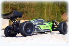 "Buggy ""AB3.4BL"" 4WD Brushless RTR"