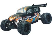 "Monstertruck ""Mega Beetle"" M 1:5 / 26ccm / 2,4 GHz / 4WD"